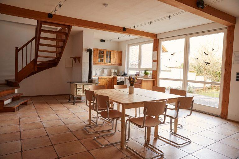 Wohnküche - Anbau