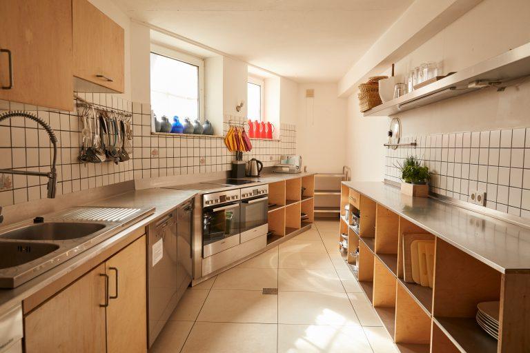 Küche - Gästehaus