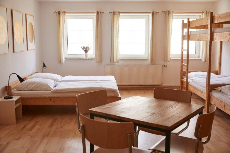 Schlafen 6er - Gästehaus