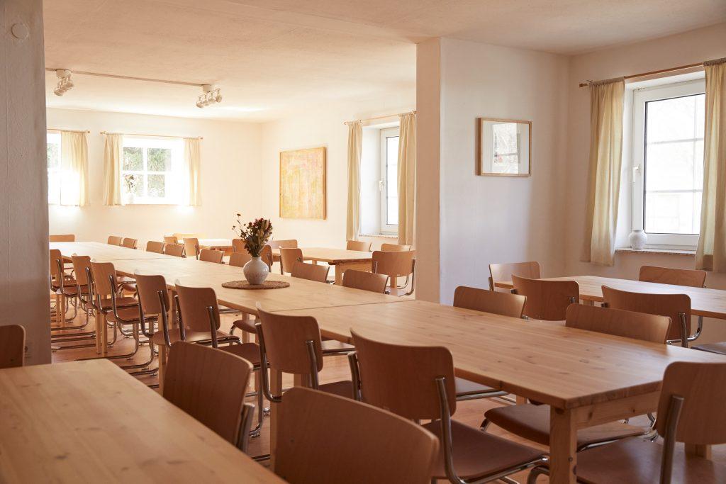 Speisesaal - Gästehaus