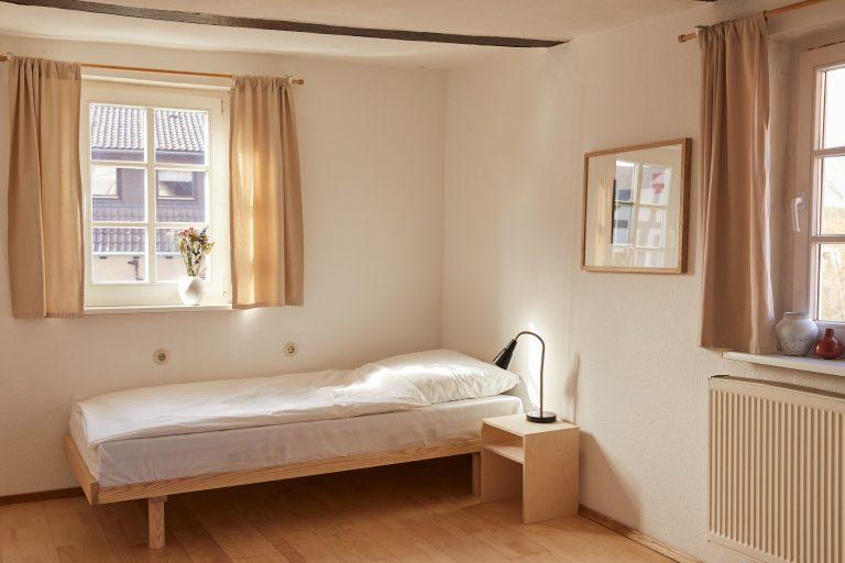 Schlafen 2er - Wohnhaus